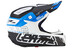 Leatt Brace DBX 5.0 Composite Helmet black/blue